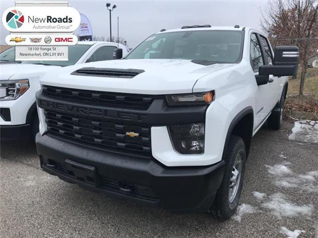 2020 Chevrolet Silverado 2500HD Work Truck (Stk: F238949) in Newmarket - Image 1 of 1