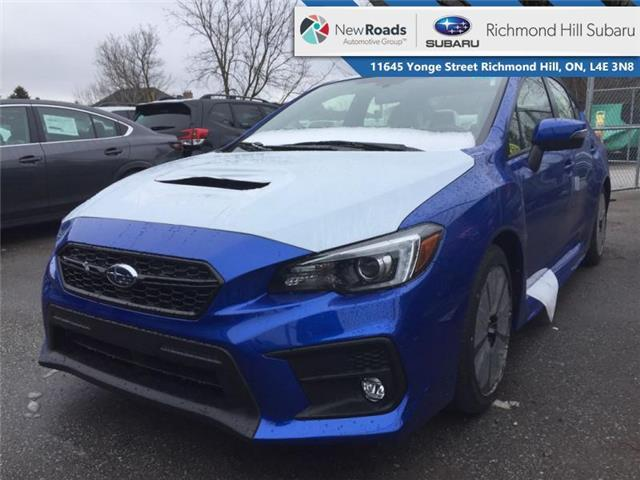 2020 Subaru WRX Sport CVT (Stk: 34426) in RICHMOND HILL - Image 1 of 1