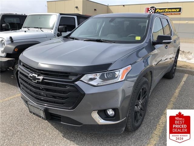 2019 Chevrolet Traverse LT (Stk: 2020265A) in Orillia - Image 1 of 1