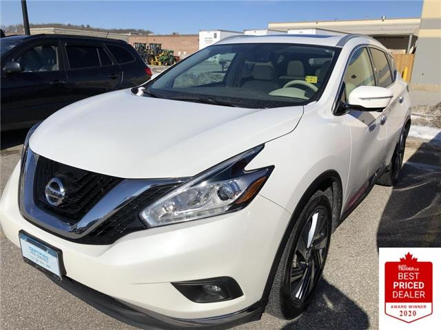 2015 Nissan Murano  (Stk: 2020308A) in Orillia - Image 1 of 1