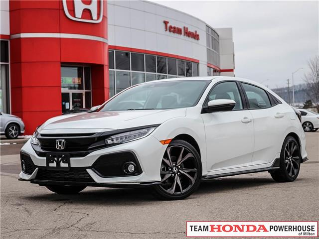 2018 Honda Civic Sport Touring (Stk: 3539) in Milton - Image 1 of 29