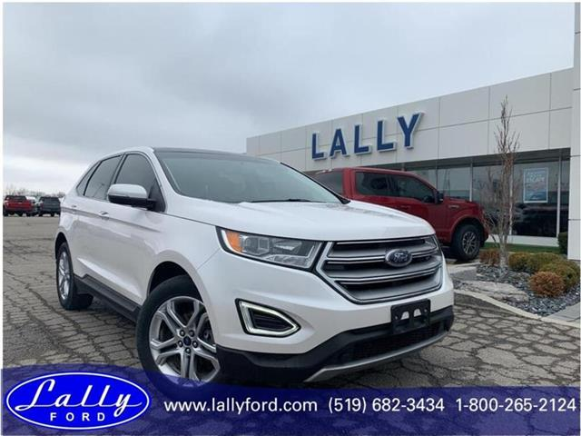 2017 Ford Edge Titanium (Stk: 6443a) in Tilbury - Image 1 of 16