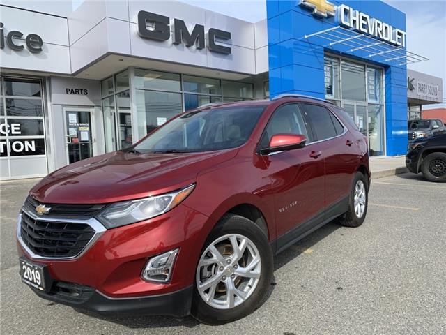 2019 Chevrolet Equinox LT (Stk: PS20-005) in Parry Sound - Image 1 of 14