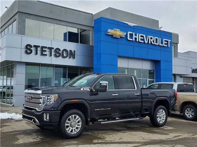 2020 GMC Sierra 2500HD Denali (Stk: 20-124) in Drayton Valley - Image 1 of 17