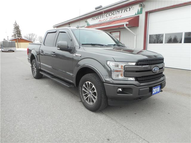 2018 Ford F-150 Lariat (Stk: NC 3872) in Cameron - Image 1 of 10