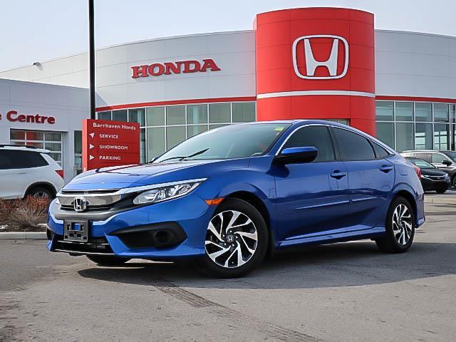 2018 Honda Civic EX (Stk: B0513) in Ottawa - Image 1 of 26