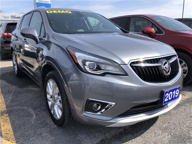 2019 Buick Envision Premium I (Stk: 19035) in Cornwall - Image 1 of 1