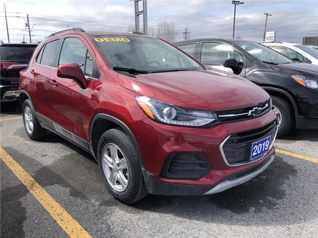 2019 Chevrolet Trax LT (Stk: 19497) in Cornwall - Image 1 of 1