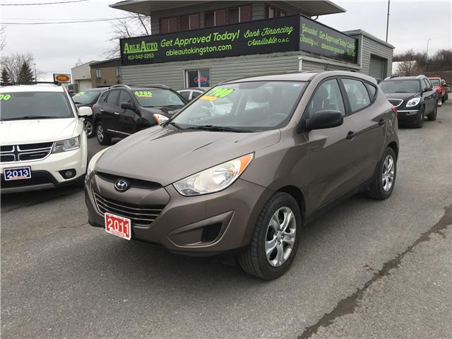 2011 Hyundai Tucson GL (Stk: 2648) in Kingston - Image 1 of 13