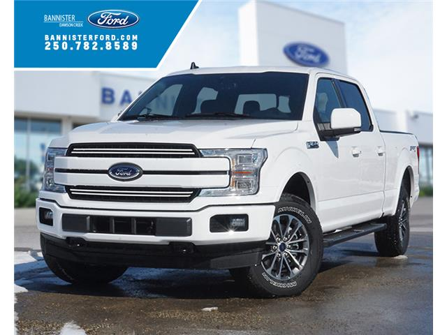 2020 Ford F-150 Lariat (Stk: T202075) in Dawson Creek - Image 1 of 16