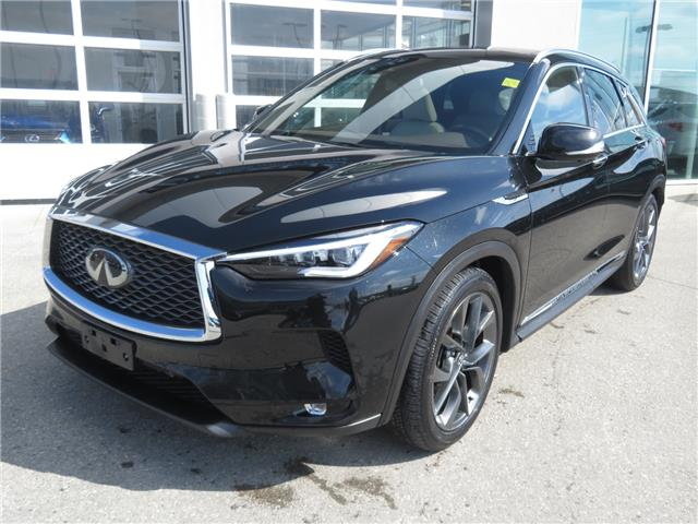 2019 Infiniti QX50 Sensory (Stk: X9328A) in London - Image 1 of 25