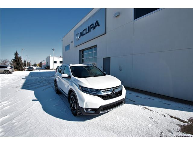 2018 Honda CR-V Touring (Stk: PW0150) in Red Deer - Image 1 of 21