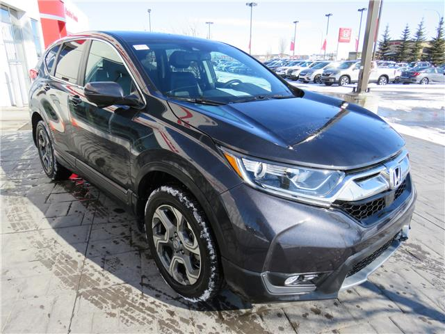 2018 Honda CR-V EX-L (Stk: 200205A) in Airdrie - Image 1 of 34