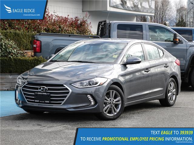 2018 Hyundai Elantra GL (Stk: 180116) in Coquitlam - Image 1 of 15