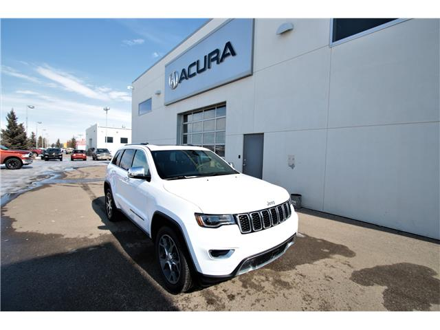 2019 Jeep Grand Cherokee Limited (Stk: PW0152) in Red Deer - Image 1 of 28