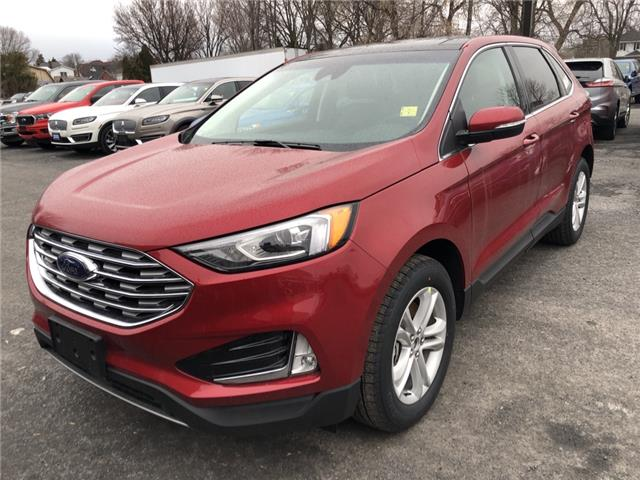 2020 Ford Edge SEL (Stk: 20127) in Cornwall - Image 1 of 12