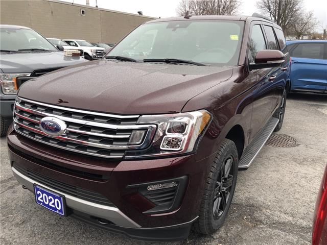2020 Ford Expedition XLT (Stk: 20108) in Cornwall - Image 1 of 12