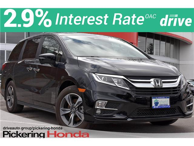 2019 Honda Odyssey EX-L (Stk: U32) in Pickering - Image 1 of 36