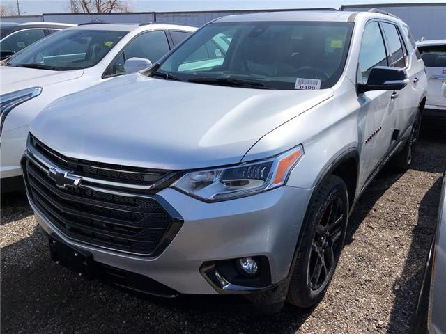 2020 Chevrolet Traverse Premier (Stk: T0T011) in Mississauga - Image 1 of 5