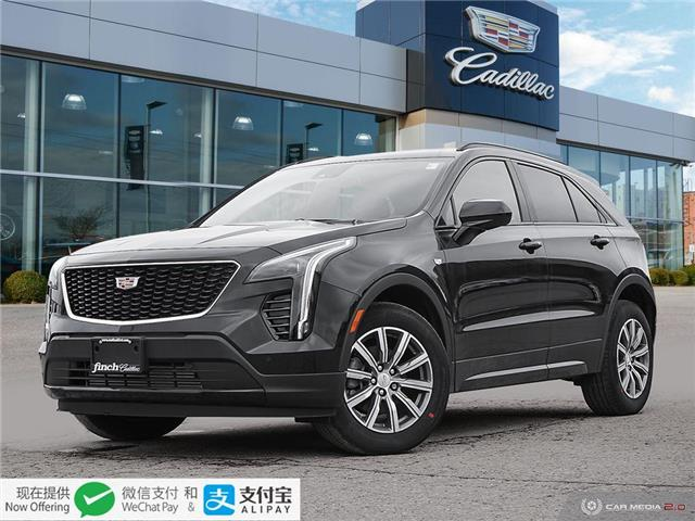 2020 Cadillac XT4 Sport (Stk: 149704) in London - Image 1 of 27
