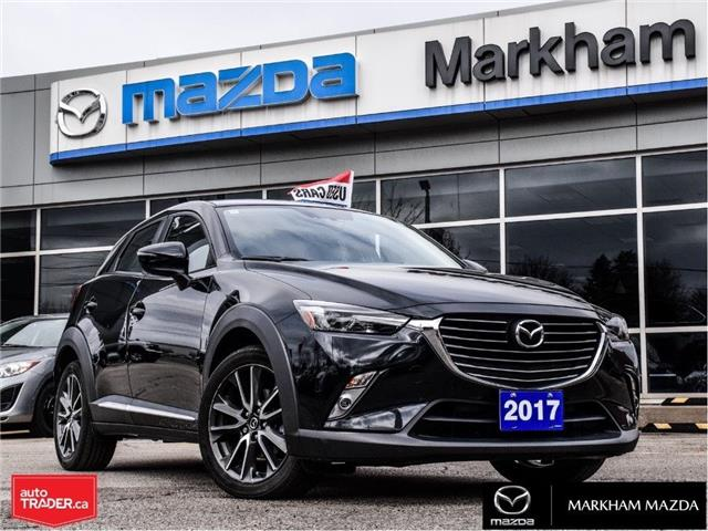 2017 Mazda CX-3 GT (Stk: P1963) in Markham - Image 1 of 28