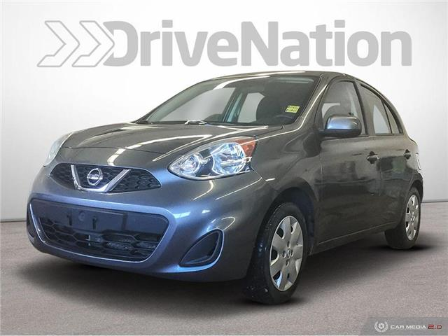 2017 Nissan Micra S (Stk: B2254A) in Prince Albert - Image 1 of 25
