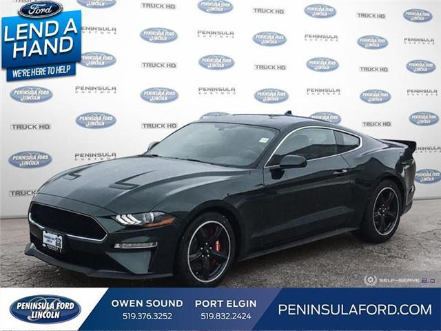 2020 Ford Mustang BULLITT (Stk: 20MU03) in Owen Sound - Image 1 of 25
