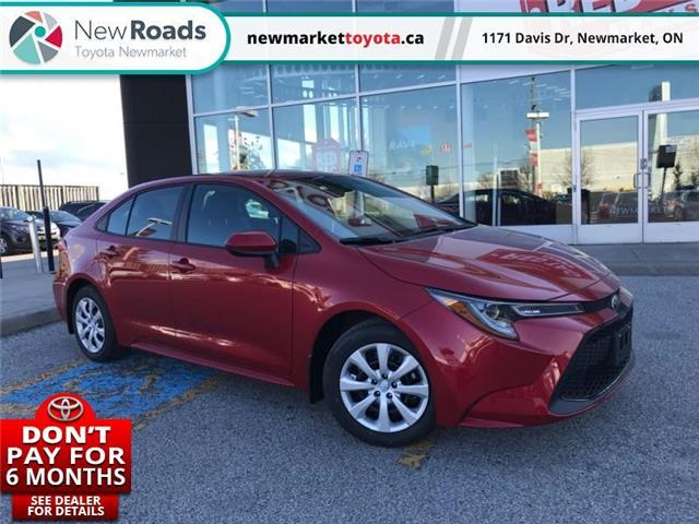 2020 Toyota Corolla LE (Stk: 34317) in Newmarket - Image 1 of 17