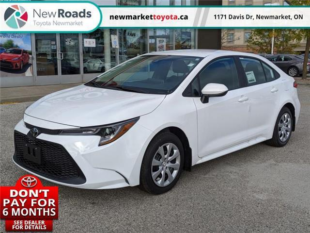 2020 Toyota Corolla LE (Stk: 34761) in Newmarket - Image 1 of 19