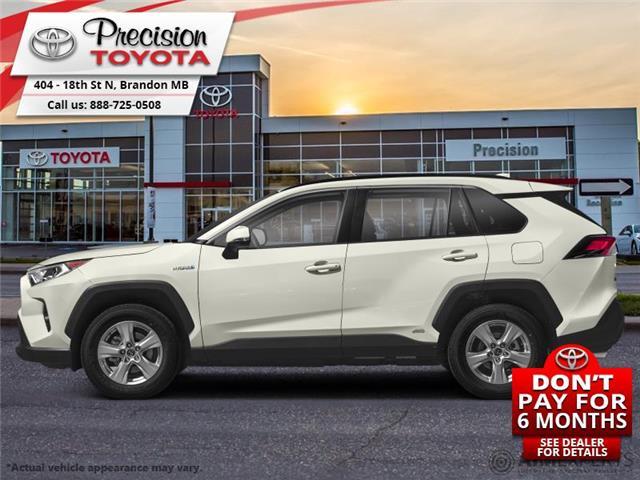 2020 Toyota RAV4 Hybrid XSE Tech (Stk: 20203) in Brandon - Image 1 of 1