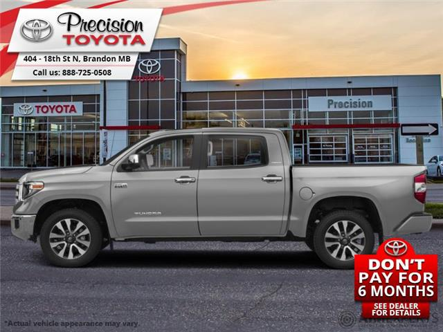 2020 Toyota Tundra Platinum (Stk: 20204) in Brandon - Image 1 of 1