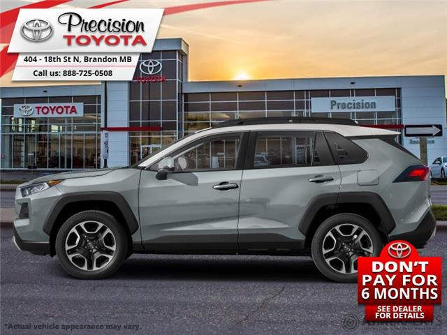 2020 Toyota RAV4 Trail (Stk: 20209) in Brandon - Image 1 of 1