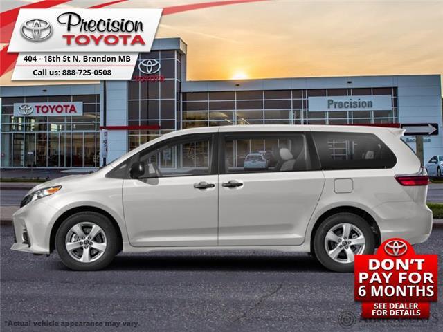 2020 Toyota Sienna LE 7-Passenger (Stk: 20220) in Brandon - Image 1 of 1