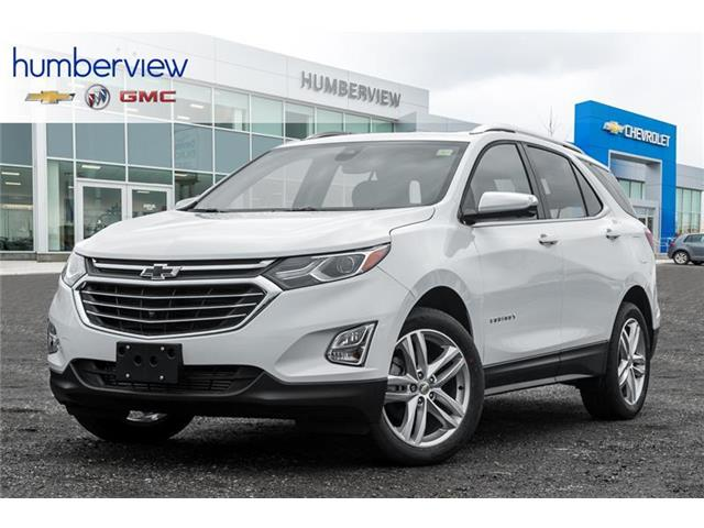 2020 Chevrolet Equinox Premier (Stk: 20EQ136) in Toronto - Image 1 of 22