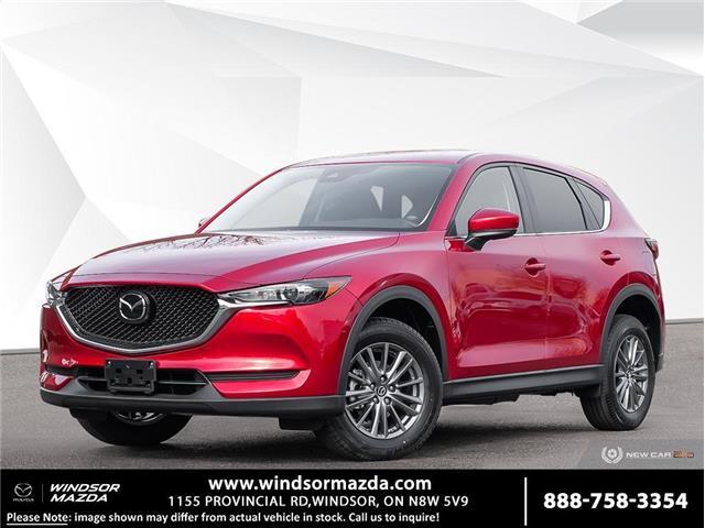 2020 Mazda CX-5 GX (Stk: C55210) in Windsor - Image 1 of 23