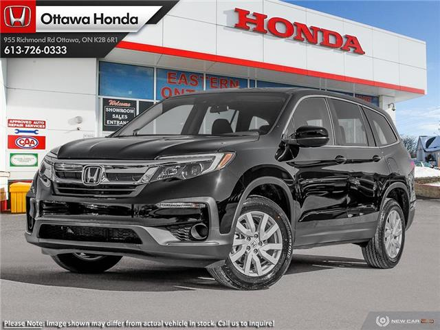 2020 Honda Pilot LX (Stk: 335230) in Ottawa - Image 1 of 23