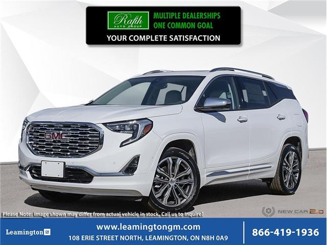 2020 GMC Terrain Denali (Stk: 20-375) in Leamington - Image 1 of 21