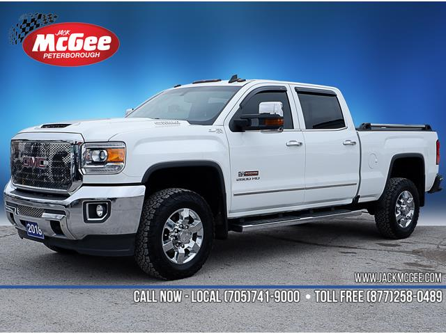 2018 GMC Sierra 2500HD SLT (Stk: 20050A) in Peterborough - Image 1 of 19