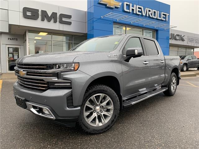 2020 Chevrolet Silverado 1500 High Country (Stk: 20-036) in Parry Sound - Image 1 of 13