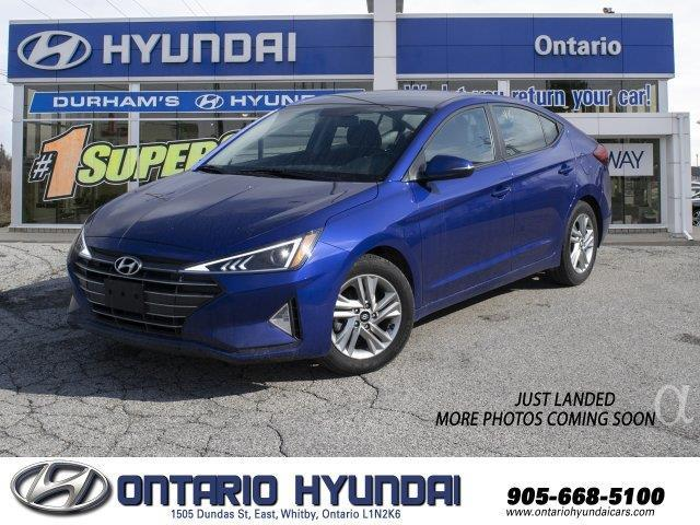 2019 Hyundai Elantra Preferred (Stk: 57892K) in Whitby - Image 1 of 2