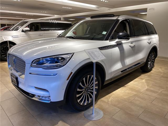 2020 Lincoln Aviator Reserve (Stk: 20608) in Vancouver - Image 1 of 8