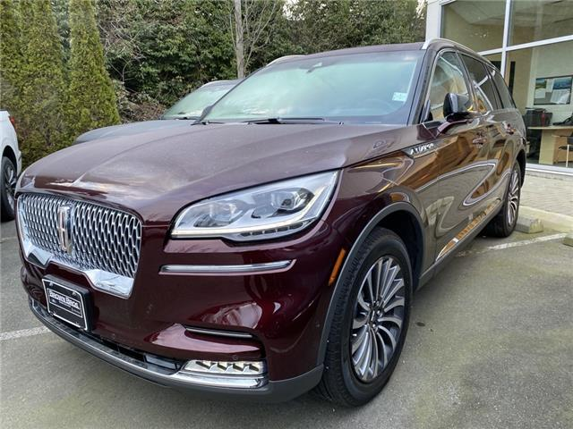 2020 Lincoln Aviator Reserve (Stk: 20640) in Vancouver - Image 1 of 8