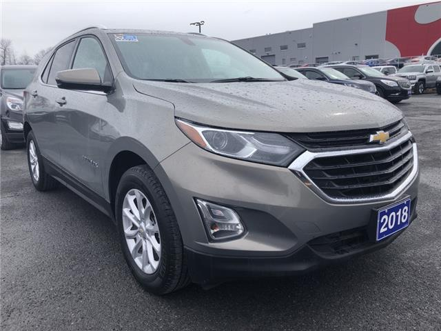 2018 Chevrolet Equinox LT (Stk: S2390) in Cornwall - Image 1 of 23