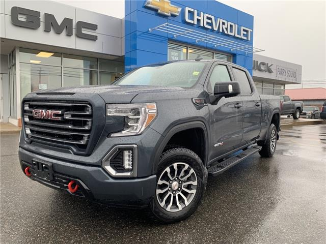 2020 GMC Sierra 1500 AT4 (Stk: 20-102) in Parry Sound - Image 1 of 13