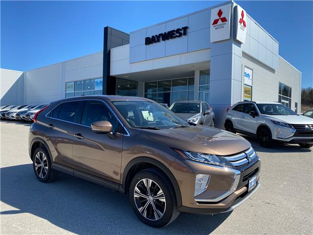 2020 Mitsubishi Eclipse Cross SE (Stk: PM19084) in Owen Sound - Image 1 of 12