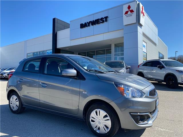 2020 Mitsubishi Mirage ES (Stk: ) in Owen Sound - Image 1 of 13