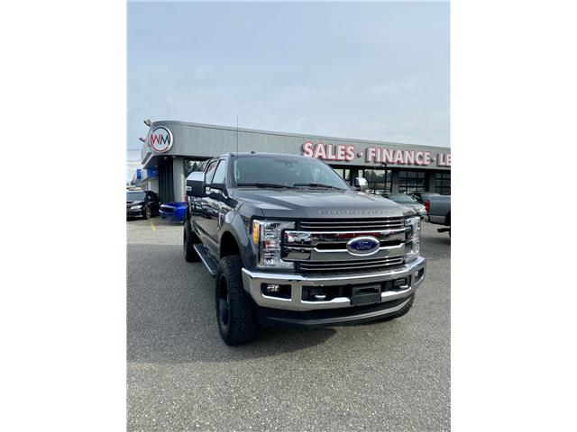 2017 Ford F-350 Lariat (Stk: 17-E38441) in Abbotsford - Image 1 of 7