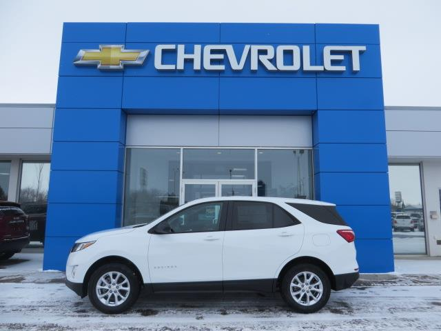 2020 Chevrolet Equinox LS (Stk: 20094) in STETTLER - Image 1 of 17
