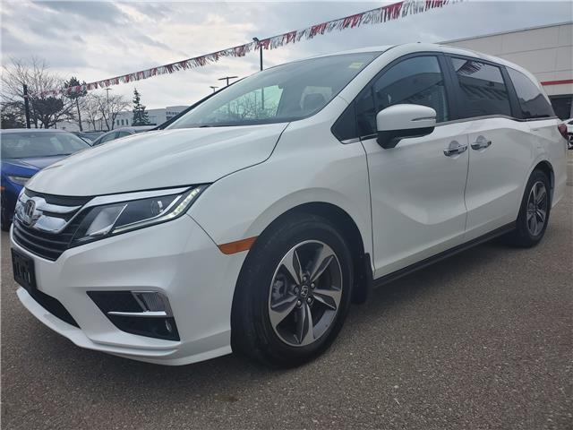 2020 Honda Odyssey EX-L RES (Stk: HC2627) in Mississauga - Image 1 of 25