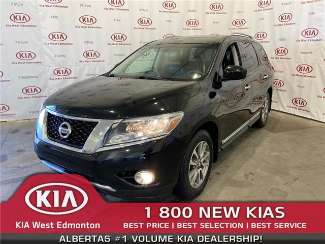 2013 Nissan Pathfinder SL (Stk: 22240A) in Edmonton - Image 1 of 31